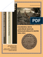 Calendarul Maya Si Anul 2012