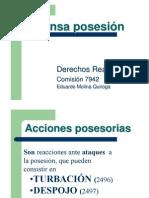 Clase 4 Defensa Posesion