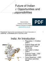 Concept of Indian Economy