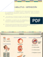 Diabetes Mellitus, Clase