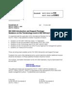 Terminology ISO 9001 2008