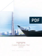 Dubai Strategic Plan 2015