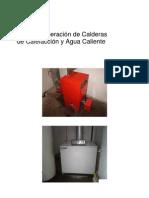 Manual Caldera Agua Caliente