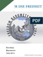 Freedom Barometer Asia 2011