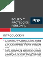 Ergonomia Equipos de Proteccion Personal