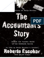 The Accountant's Story_ Inside the Viole - Roberto Escobar; David Fisher