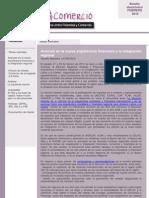 Finanzas y Comercio - boletin febrero 2012
