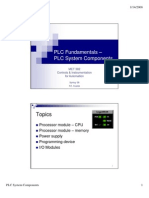 PLC Fundamentals System Components PLC Tutorial