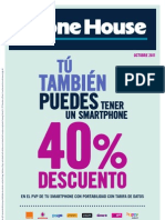 Catalogo de Ofertas the Phone House Octubre 2011