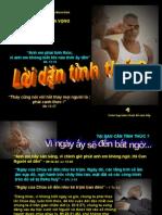GMD.057.08 - LỜI DẶN TỈNH THỨC