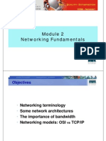CCNA1 M2 Networking Fundamentals