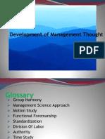 Chapter-2 Scientific Management