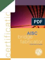 AISC Bride Fabicator Broschure