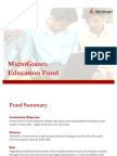 MicroGraam Education Fund