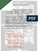 Admin is Trac Ion de Recursos Humanos Prologo e Indices