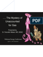 Faizullah_abbasi the Mystery of Unaccounted for Gas