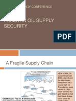Muqtidar_qureshi Pakistan Oil Supply Security