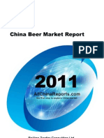 China Beer Market Report