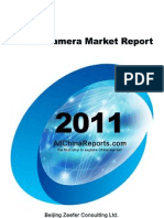 China Camera Market Report