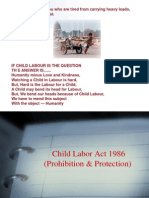 Child Labour Act