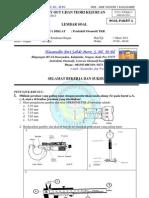 Prediksi Soal Ujian Teori Kejuruan Otomotif TKR SMK 2012
