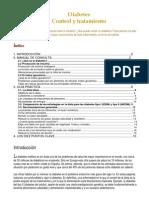 Guia de Alimentacion y Salud - Diabetes