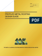 Metal Roofing Design Guide