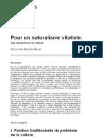 Sibertin-Blanc - Pour Un Natural is Me Vitaliste