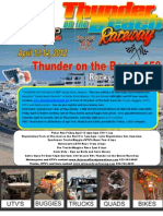 Thunder on the Beach 150
