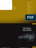 Canon Professional Brochure Motion Capture