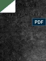 Catalogue of Sparta Museum