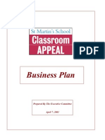 Business Plan Primary School