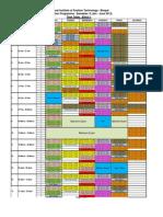 Time Table Sem II (1)