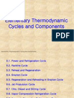 Cycles and Components