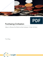 Purchasing Civilization - Liberal Insight