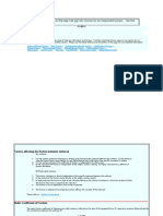 Friction Coefficients Compendium