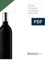 Diseño de marcas y etiquetas de vino