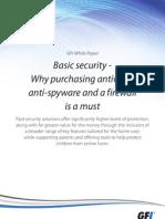 Basic security