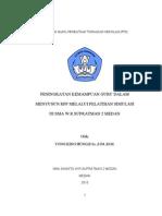 Laporan Hasil Penelitian Tindakan Sekolah Ykh Final 26 Nov 2010