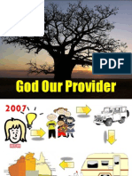 North Ryde Christian Church - God Our Provider