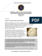 FBI Sovereign Citizens and the Internet