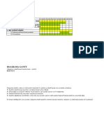 Grantt Excel