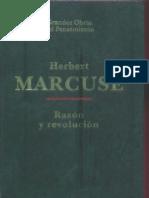 Marcuse Razon y Revolucion