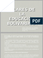 pilares educativos