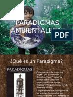 paradigmas ambientales