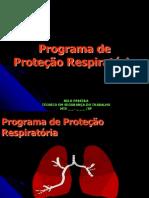 Programa  Proteção Respiratória - NILO TST-SP