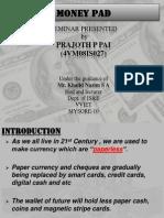 money pad