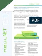 NeulNET Data Sheet 130611