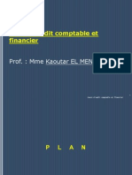 30548533 Audit Comptable Et Financier Diapo Mme MENZHI 1