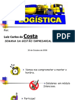 Logistica e Estrategia Competitiva